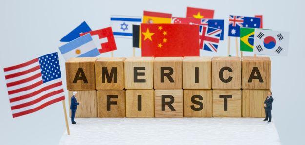 America First Donald Trump