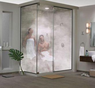 Stoomdouche in je badkamer
