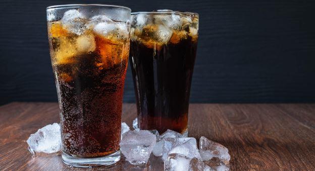 stoppen met cola drinken